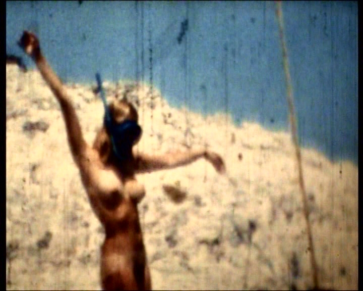 OUby Marjan Ciglic (OHO), 1969 | 70, still frame, color, 8 mm, 3' 25'' (Courtesy of Marinko Sudac Collection)