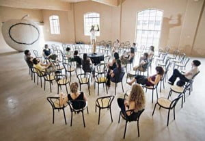 CALL FOR APPLICATIONS for one UNFUNDED residency at UNIDEE – University of Ideas at Cittadellarte – Fondazione Pistoletto in Biella, Italy