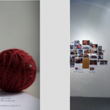 Swansea Red Ball: Red Ball Project • 2011 onwards, Bella Kerr; Maleonn Ma, Let's See What Happens... • 2013, Amanda Roderick.