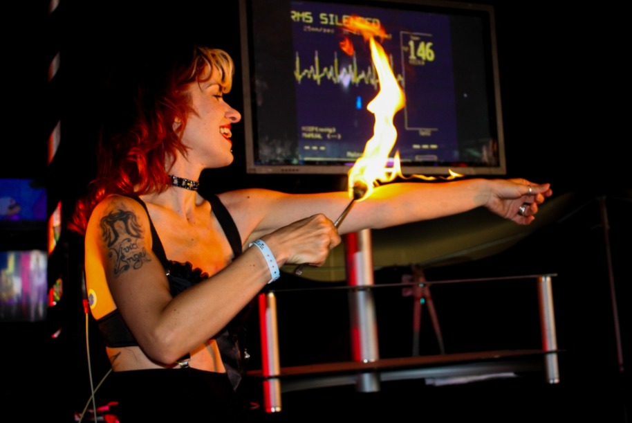 Fire Show- Residency Call
