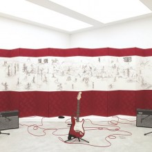Journey to Akeldama, 2005, Installation view, Leeum Collection