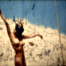 OU by Marjan Ciglic (OHO), 1969 | 70, still frame, color, 8 mm, 3' 25'' (Courtesy of Marinko Sudac Collection)