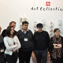 ARTISSIMA 2012 - illy Present Future prize (photo from Artissima Photogallery site)